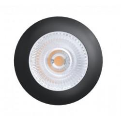 Køkken og skabe LEDlife Unni68 møbelspot - Hul: Ø5,6 cm, Mål: Ø6,8 cm, RA95, sort, 12V