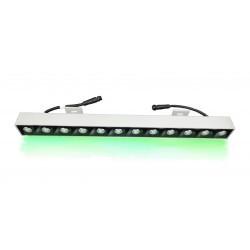 Projektører til jagt LEDlife 18W LED projektør - Grønt lys, til jagt, 20° spredning, IP65 udendørs, 24V