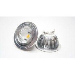 G53 AR111 LED MANO5 LED spot - 5W, dæmpbar, varm hvid, 230V, G53 AR111