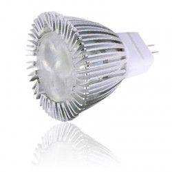 MR11 LED LEDlife HELO3 LED spotpære - 3W, dæmpbar, 35mm, 12V, MR11 / GU4