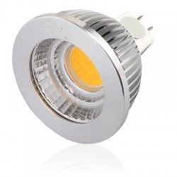 MR16 GU5.3 LED LEDlife COB5 LED spotpære - 4.5W, dæmpbar, 12V, MR16 / GU5.3