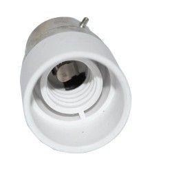 B22 LED B22 til E14 adapter
