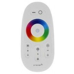 Tilbehør Fjernbetjening til RGB kontroller - Uden kontroller, 12V / 24V, RF trådløs