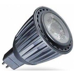 MR16 GU5.3 LED V-Tac 7W LED spotpære - 12V, MR16 / GU5.3