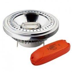 G53 AR111 LED V-Tac LED spot - 15W, varm hvid, 230V, G53 AR111