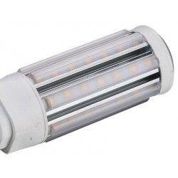 G24Q (4 ben) LEDlife GX24Q LED pære - 11W, 360°, kort model, varm hvid, mat glas