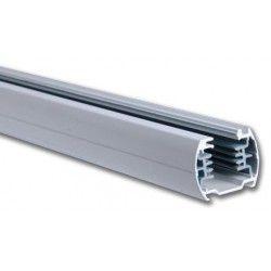 Skinnespots V-Tac 1 meter skinne til skinnespots - Hvid, 3-faset