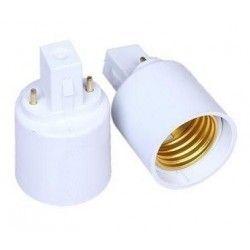 G23 LED G23 til E27 adapter