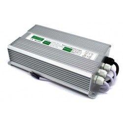 12V IP68 RGB 200W strømforsyning - 12V DC, 16,6A, IP67 vandtæt