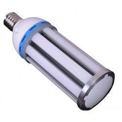 E27 LED LEDlife MEGA36 LED pære - 36W, dæmpbar, mat glas, varm hvid, IP64 vandtæt, E27