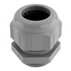 LED lysstofrør armatur / lampe Forskruning til IP65 armatur - Med gummiring og aflastning, 16mm