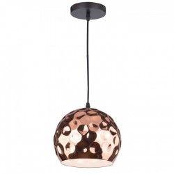 LED pendel V-Tac kobber pendellampe - Ø20 cm, E27
