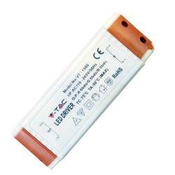 LED Paneler V-Tac 15W driver til 15W indbygningspaneler - Ikke dæmpbar, 230V