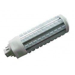 G24Q (4 ben) GX24Q LED pære - 20W, 360°, klar glas