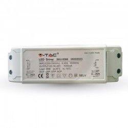 Elmateriel 45W driver til LED panel - Flicker free, passer til vores 45W / 5400lm LED paneler