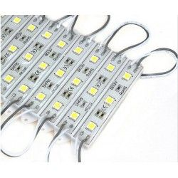 12V IP68 Vandtæt LED modul - 0,9W, IP67, Perfekt til skilte og special løsninger