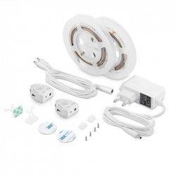 12V V-Tac LED Bedlight - Smart sengebelysning til dobbeltseng
