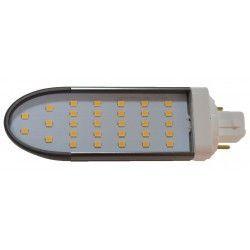 G24Q (4 ben) LEDlife G24Q-DIRECT8 LED pære - HF ballast kompatibel, 120°, 8W