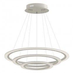 LED pendel V-Tac 70W LED lysekrone med 3 ringe - Dæmpbar, blødt lys, Ø60 cm