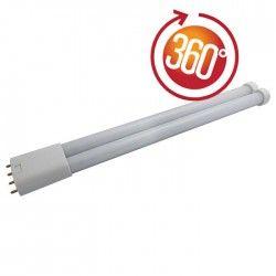 LED lysstofrør LEDlife 2G11-PRO54 360° - LED rør, 19W, 54cm, 2G11