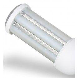 G24Q (4 ben) LEDlife GX24Q LED pære - 18W, 360°, mat glas