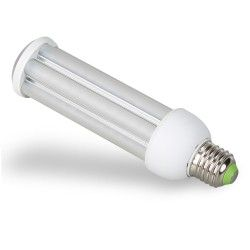 E27 Kraftige LED pærer LEDlife E27 LED pære - 24W, 360°, mat glas