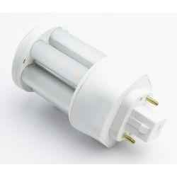 G24D (2 ben) LEDlife GX24D LED pære - 5W, 360°, mat glas