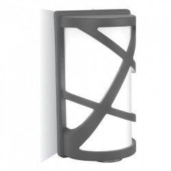 Udendørs væglamper V-Tac grå væglampe - IP54 udendørs, E27 fatning, uden lyskilde