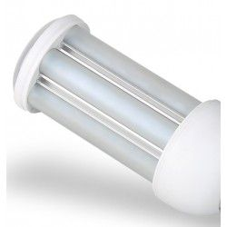 G24D (2 ben) LEDlife GX24D LED pære - 13W, 360°, mat glas