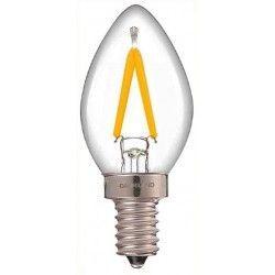 LED pærer og spots LEDlife 1W mini pære - Dæmpbar, 230V, E14