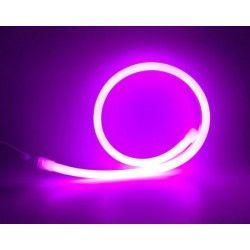 230V Neon Flex Lilla / pink D16 Neon Flex LED - 8W pr. meter, IP67, 230V