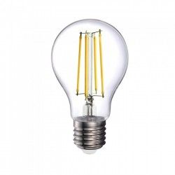 E27 LED V-Tac 12,5W LED pære - Kultråd, A70, E27
