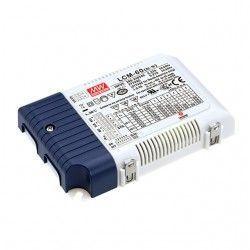 Drivers Meanwell LCM-60 0-10V dæmpbar driver til LED panel - Passer til vores 45W LED paneler