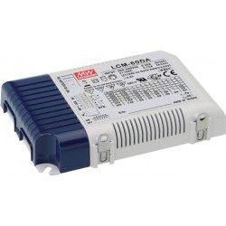 Drivers Meanwell LCM-60DA DALI dæmpbar driver til LED panel - Med Dali interface, passer til vores 45W LED paneler