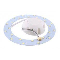 LED lysstofrør 6W LED indsats - Ø11 cm, erstat cirkelrør og kompaktrør