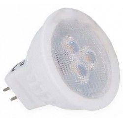 MR11 LED 3W LED spotpære - Keramisk, 35mm, 12V, MR11 / GU4