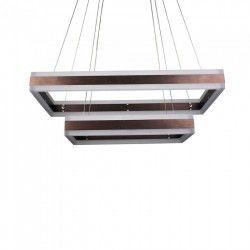 LED pendel V-Tac 115W LED lysekrone - Blødt lys, dæmpbar, varm hvid, inkl. lyskilde