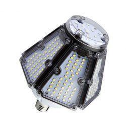 E27 Kraftige LED pærer LEDlife 40W pære til gadelamper - 150lm/w, erstatning for 120W Metalhalogen, IP66 vandtæt, E27