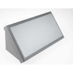Udendørs væglamper V-Tac 20W LED væglampe - Grå, IP65 udendørs, 230V, inkl. lyskilde