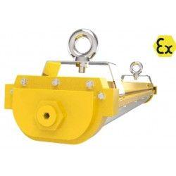 LED lysstofrør 120 cm EX armatur 60W - ATEX godkendt, RA 90, IP66 stænktæt