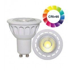 GU10 LED LEDlife LUX3 LED spot - 3W, RA 95, dæmpbar, 230V, GU10