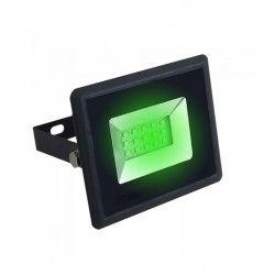 LED vækstlys V-Tac 10W LED projektør - Arbejdslampe, grøn, udendørs