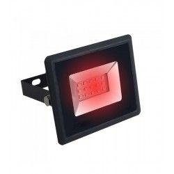 Projektør V-Tac 10W LED projektør - Arbejdslampe, rød, udendørs
