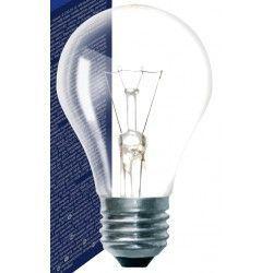 Industri Klar E27 25W glødetrådspære - Traditionel pære, 200lm, dæmpbar, A50