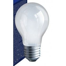 Industri Frost E27 60W glødetrådspære - Traditionel pære, 710lm, dæmpbar, A50
