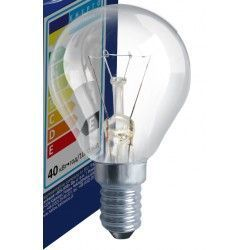 Industri Klar E14 25W glødetrådspære - Traditionel pære, 200lm, dæmpbar, PS45