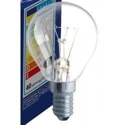 Industri Klar E14 40W glødetrådspære - Traditionel pære, 400lm, dæmpbar, PS45