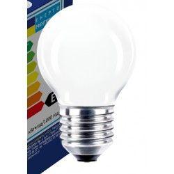 Traditionelle pærer Frost E27 25W glødetrådspære - Traditionel pære, 200lm, dæmpbar, PS45