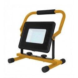 Projektører V-Tac 50W LED arbejdslampe - Til udendørs brug, inkl stander