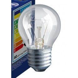 Industri Klar E27 40W glødetrådspære - Traditionel pære, 400lm, dæmpbar, PS45
